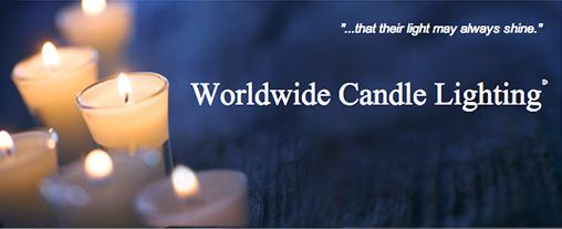 Worldwide Candle Lighting weltweit
